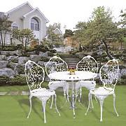 가든 정원 의자 탁자 Set