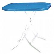 접이식 타원형 탁자